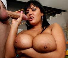 Jasmine Black's 100% Natural Tits
