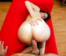 POV-fuck for a big booty girl